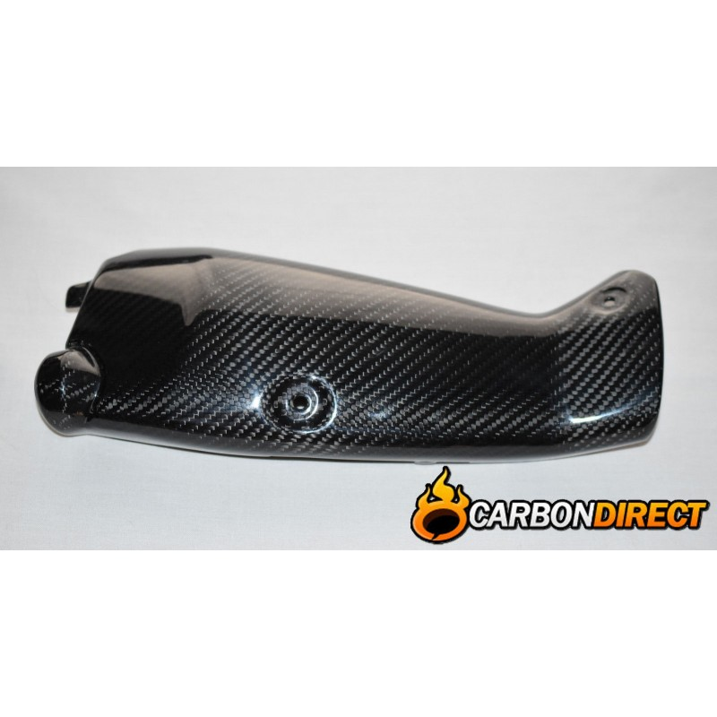 YAMAHA R1 100% CARBON FIBRE SIDE PANELS INTAKE RAM AIR IN GLOSS 2009 - 2014 14B