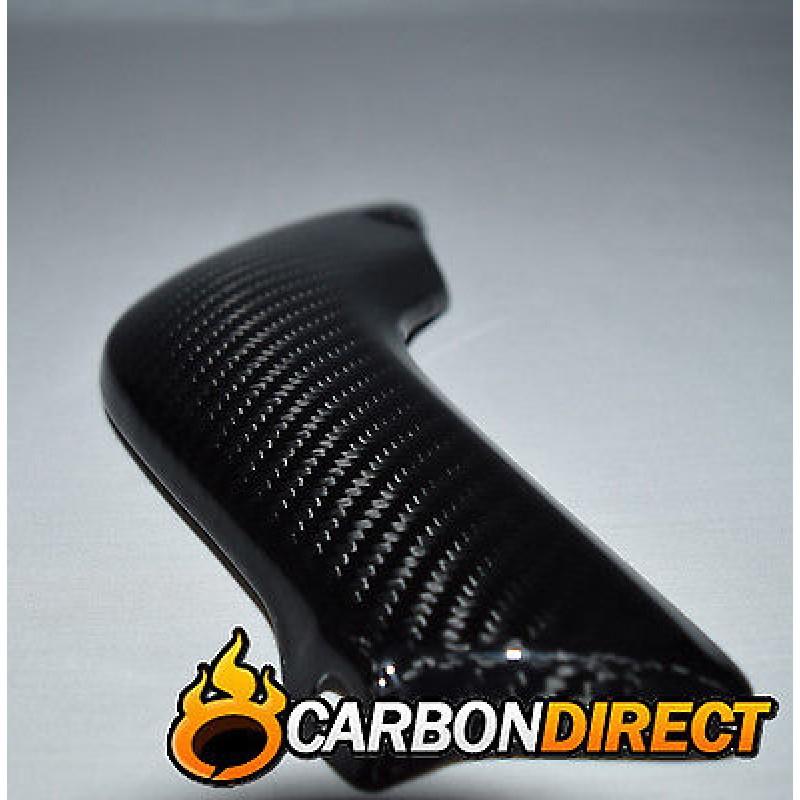 HONDA CBR600RR CBR 600 RR 100% CARBON FIBRE EXHAUST HEAT SHIELD GUARD 2007-2012